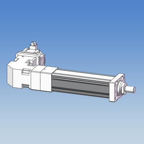 迈茨工业直角电动缸